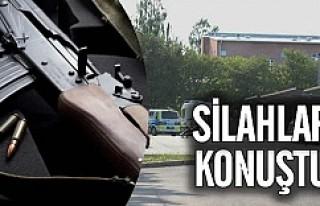 İsveç'te silahlı çatışma! 3 kişi ağır...