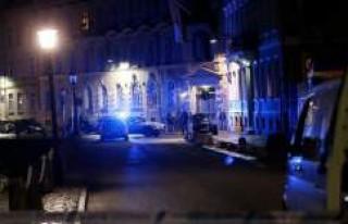 İsveç'te sinagoga saldırı