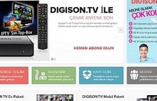 İsveç'te Türk Televizyonlarını en pratik...
