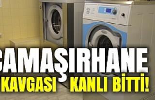 İsveç'te tvättstuga (çamaşırhane) kavgası...