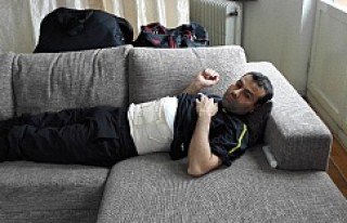 İsveç'te, yanlış tedavi sonrası sakat kalan...