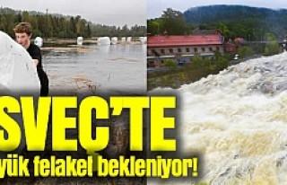 İsveç'te yarın büyük felaket bekleniyor