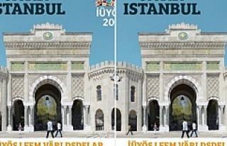 İsveç'te yaşayan genç öğrencilere İstanbul...