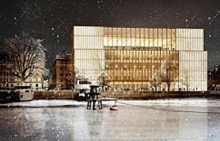 "İsveç'te ""Yeni Nobel Merkezi""nin..."