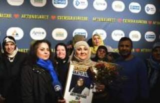 İsveç'te Yılın Kahramanı Ödülü 63 Yaşındaki...
