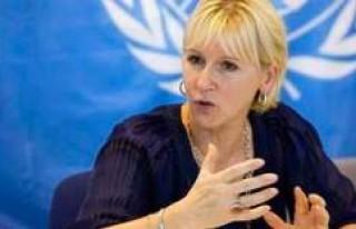 İsveç'teki Rum Büyükelçi, İsveç Dışişleri...