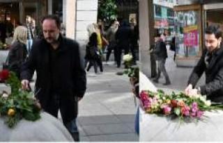 İsveç'teki terör saldırısının birinci...