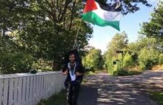 İsveç'ten Filistin'e yürüyen aktivist:...