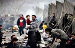 İsveç'ten Filistin'li sığınmacılar...