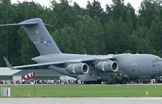 İsveç'ten, Kuzey Irak'a Silah Taşıyan...
