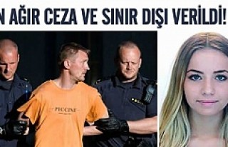 İsveç'ten o katile hem hapis hem sınır dışı...