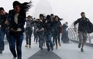 İsveç, yoğun yağışlı havanın etkisine giriyor