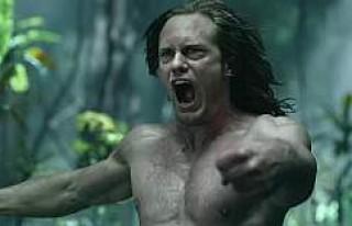 İsveçli Artist Tarzan Olmak İçin Aylarca Hamburger...