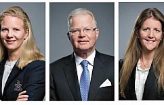 İsveçli baba kızlarına 6 milyar kron hediye etti