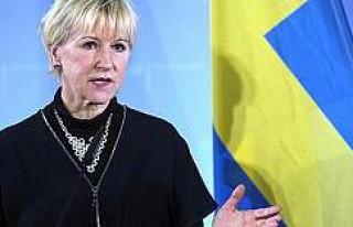 İsveçli Bakan: ''Türkiye'deki halkla...