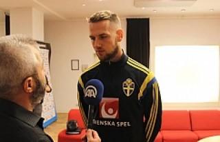 İsveçli Milli Takım Futbolcularından Flaş Türkiye...