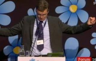 İsveçli siyasetçiden Müslümanlara hakaret