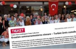 İsveçlilerden bu sene Türkiye'ye büyük ilgi