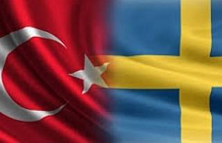 İsveç'te bir Türk!