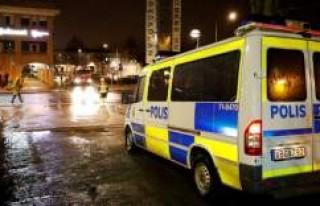 İsveç'te bomba paniği