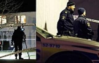 İsveç'te kadını bıçaklayan adam polis tarafından...