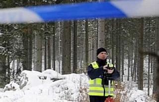 İsveç'te kayıp avcı karın altında ölü...