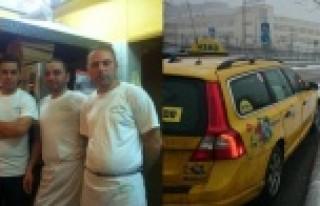İsveç'te pizacılar ve taksiciler yarını bekliyor...