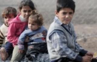 İsveç'ten Suriye'ye yardım tırı