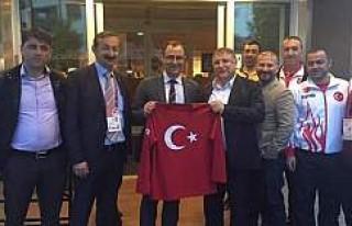Jönköping Süryani Belediye Başkanı Türk Milli...