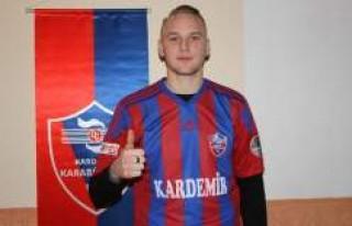 Kardemir Karabükspor, İsveçli Stahl'ı kadroya...