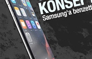 Kavisli iPhone 7 konsepti tasarlandı