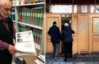 Khalfi, ''İsveç'te camiler ırkçı...