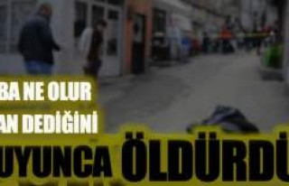 Konya'da eşini ve kayınpederini öldüren caninin...