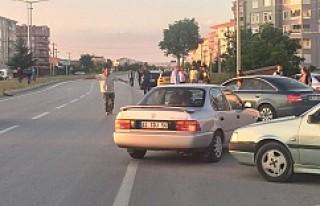 Kulu'da kaza: 1 yaralı
