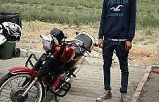 Kulu'lu genç motosiklet kazasında hayatını...