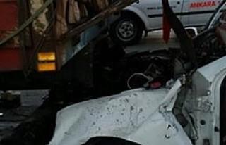 Kulu Makasında Kaza 3 Ölü 3 Yaralı