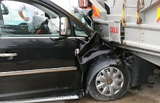 Kulu'da Zincirleme Kaza 3 Yaralı