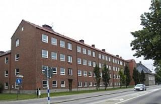 Malmö'de hırsızlar okula girdi okul tatil edildi