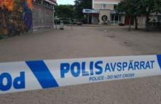 Malmö'de 3 kişi vuruldu