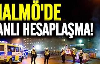 Malmö'de de silahlı saldırı