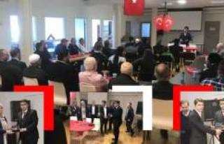 """Malmö """"İrfan sohbetleri""""nde buluştu"""