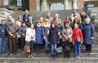 Manavgatlı Öğretmenler, İsveç'te Bölgesel...
