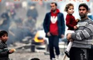 Marsilya'da 18 mülteci korkusu
