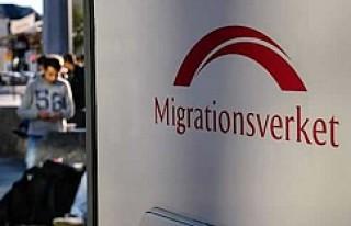 Migrationsverket'ten sığınmacıları çalıştıran...