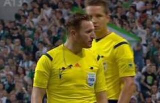 Milan maçının hakemi İsveç'ten Mehmet Culum