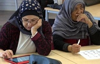 Mültecilerin Kuzeydeki Durağı: İsveç