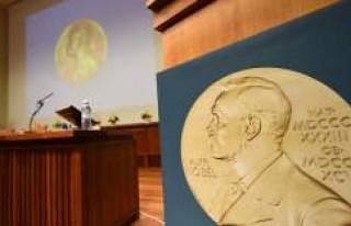 Nobel Edebiyat Ödülü'nü veren İsveç Akademisi...