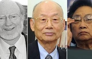 Nobel Tıp Ödülü 3 bilim adamına verildi