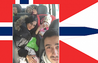 Norveç'te 3 çocuğu elinden alınan Kiriş...