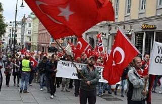 Norveç'te terör kınandı